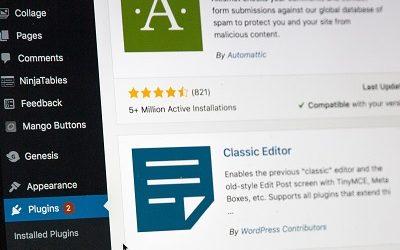 Curso WordPress Profesional Sierra de Madrid